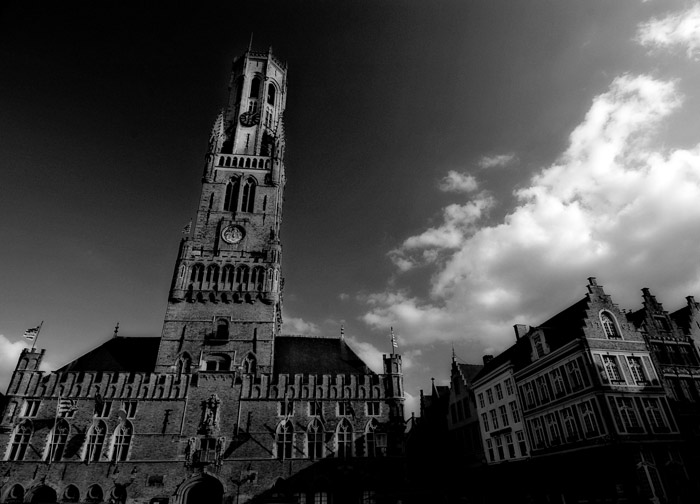 Bruges' Belfry - click for previous